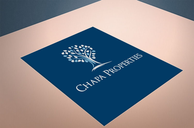 Chapa Properties logotipo