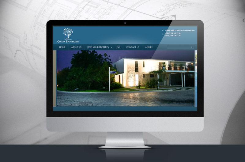 Chapa Properties web