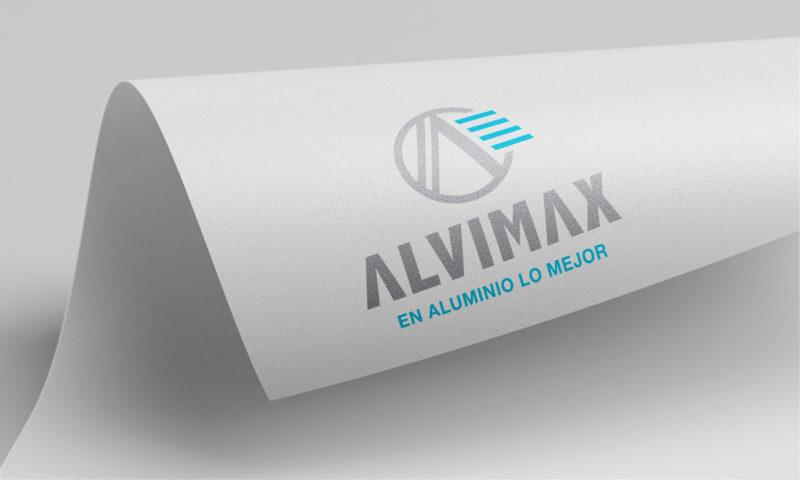 Alvimax logotipo