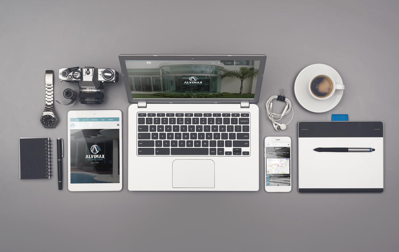 Alvimax web