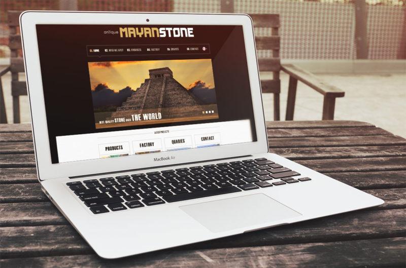 Antique Mayan Stone